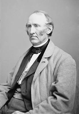 Antislavery Photograph - Wendell Phillips 1822-1884, American by Everett
