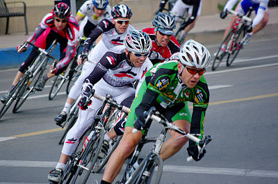 Tour Of The Gila Photograph - We're Moving Now by Vicki Pelham