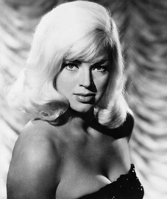 1963 Movies Photograph - West 11, Diana Dors, 1963 by Everett