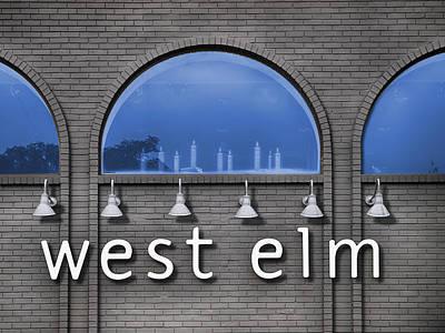West Elm Art Print