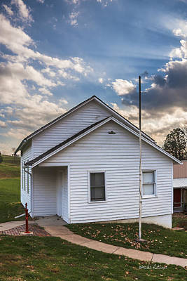 Photograph - West Liberty No 2 by Edward Peterson