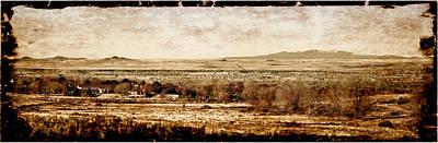 Photograph - Albuquerque, New Mexico - West Mesa by Mark Forte