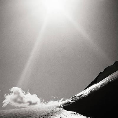 Sky Photograph - Western Plateau by Konstantin Dikovsky