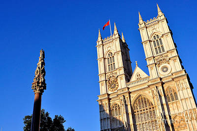 Westminster Abbey Original by Ansar Pall