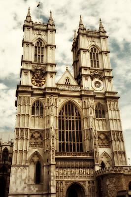 Westminster Abbey Original by Jason Bogs