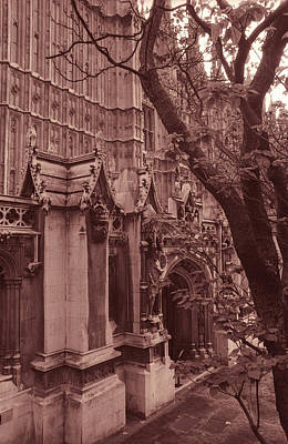 Westminster Abbey Wall Art - Photograph - Westminster Abbey by Kathy Yates
