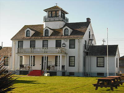 Photograph - Westport Maritime Museum by Kelly Manning