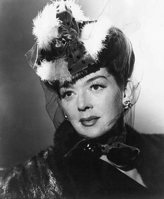 What A Woman, Rosalind Russell, 1943 Art Print