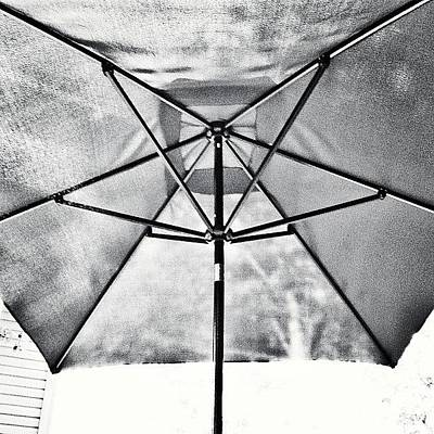 Patio Photograph - What Up by Laura Douglas