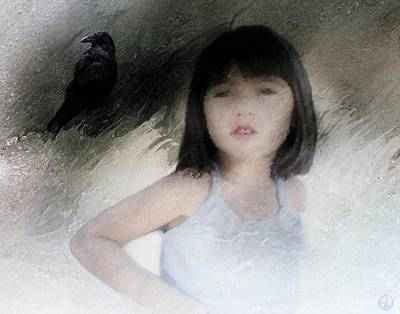 Child Digital Art - Whatever Will Be Will Be by Gun Legler