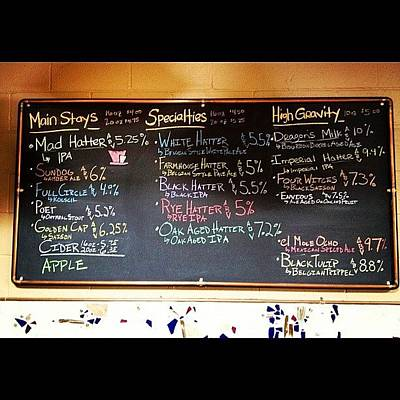 Beer Wall Art - Photograph - What's On Tap? by Rex Pennington