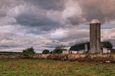 Wheaten Farm Art Print by Robin-Lee Vieira