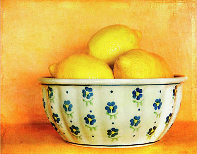Photograph - When Life Hands You Lemons... by Tammy Wetzel