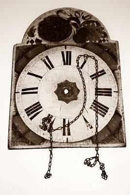 When Time Stopped Art Print by Chiselev Alexandru