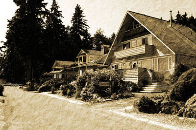 Whidbey Island Wa Photograph - Whidbey West Side by Barry Jones