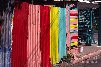 Nevis Photograph - Whimsical Paint Job by Thomas R Fletcher