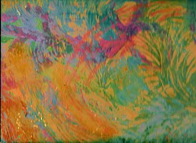 Whimsy To Brighten Your Day Art Print by Anne-Elizabeth Whiteway