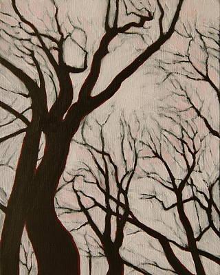 Whisper Art Print by Andrew Danielsen