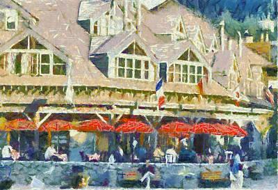 Whistler Digital Art - Whistler One by Dale Stillman