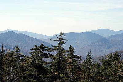 Photograph - White Mountain National Forest I by Joe Faherty
