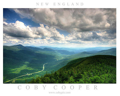 Photograph - White Mountains by Coby Cooper
