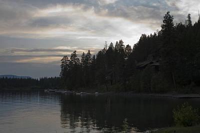 Photograph - Whitefish Sunrise by Lorraine Devon Wilke