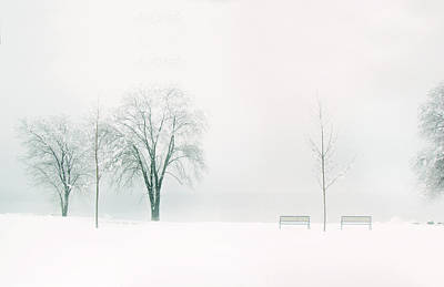 Photograph - Whiter Shade Of Pale by John Poon