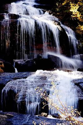 Photograph - Whitney Falls by Michael Courtney