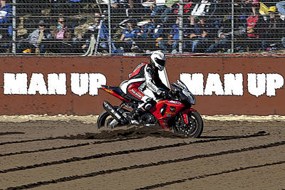 Who Needs A Dirt Bike Art Print