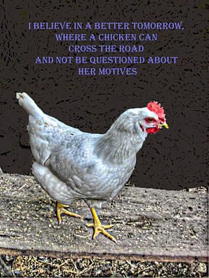Why Chicken Original