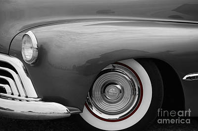 Photograph - Wide Whitewalls by Dennis Hedberg