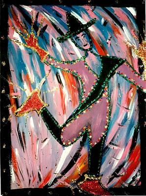 Painting - Wild Heart by Eliezer Sobel