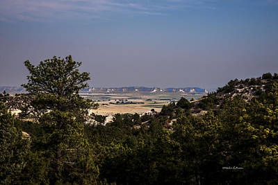 Photograph - Wildcat Hills View by Edward Peterson