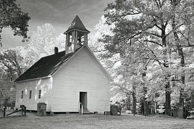 Photograph - Wildwood Church by Mary Almond