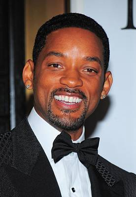 Will Smith Photograph - Will Smith At Arrivals For American by Everett