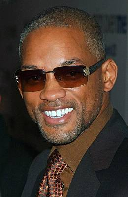 Will Smith Photograph - Will Smith At Arrivals For Reign Over by Everett