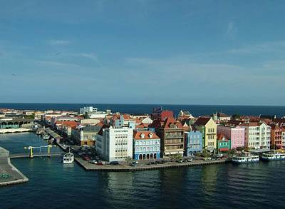 Photograph - Willemstad Curacao by Gary Wonning