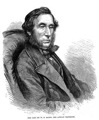 William Balfour Baikie Art Print by Granger