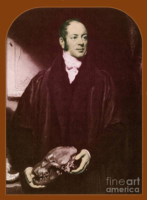 Photograph - William Buckland, English Paleontologist by Science Source