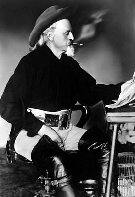 William Buffalo Bill Cody, 1912 Art Print