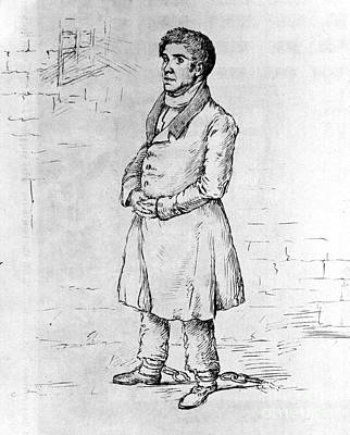 William Burke, Irish Resurrectionist Art Print