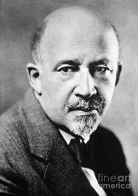 William E.b. Du Bois Art Print
