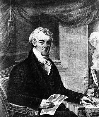 William Eustis (1753-1825) Art Print