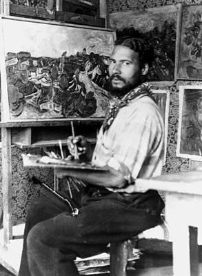 William Henry Johnson 1901-1970 Art Print