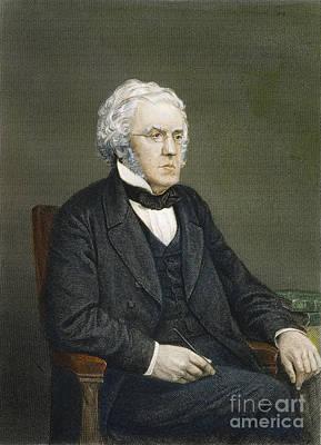 William M. Thackeray Art Print by Granger