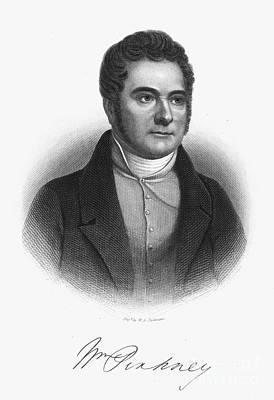 William Pinkney (1764-1822) Art Print by Granger