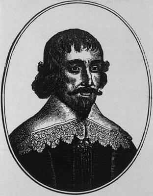 William Prynne 1600-1669 Art Print by Everett