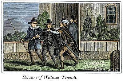 William Tyndale Art Print