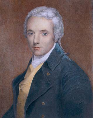 William Wilberforce 1759-1833, British Art Print by Everett