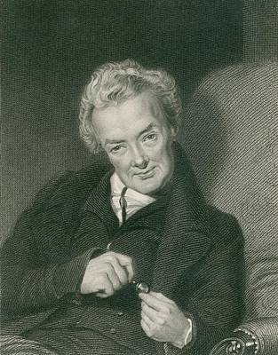 William Wilberforce 1859-1833, British Art Print by Everett
